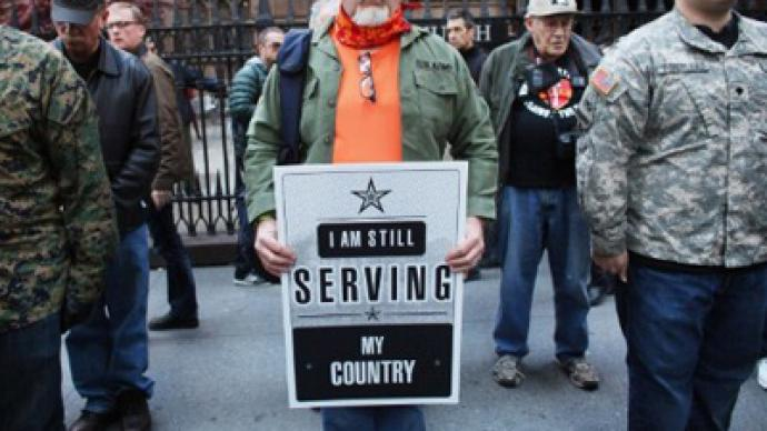 Feds discriminate against veterans