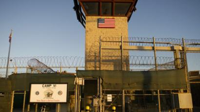 US admits Gitmo hunger strike spreading