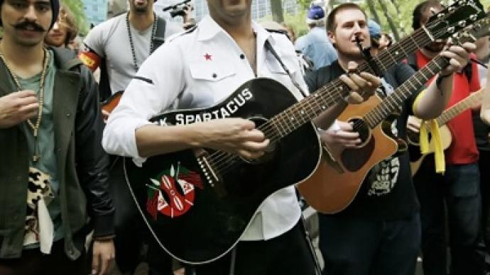 Rage Against the Machine guitarist scares Rahm Emanuel