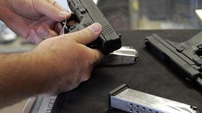 Online guns sales pose larger threat than gun shows - study