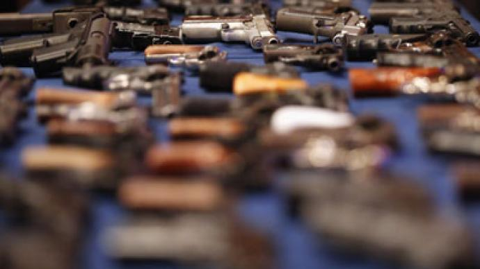 Gun deaths to exceed car accident fatalities in 2015
