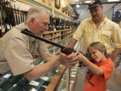 Warning shot: Gun violence lands US lowest life expectancy among rich nations