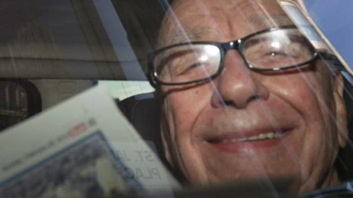Murdoch hacking scandal moves to US