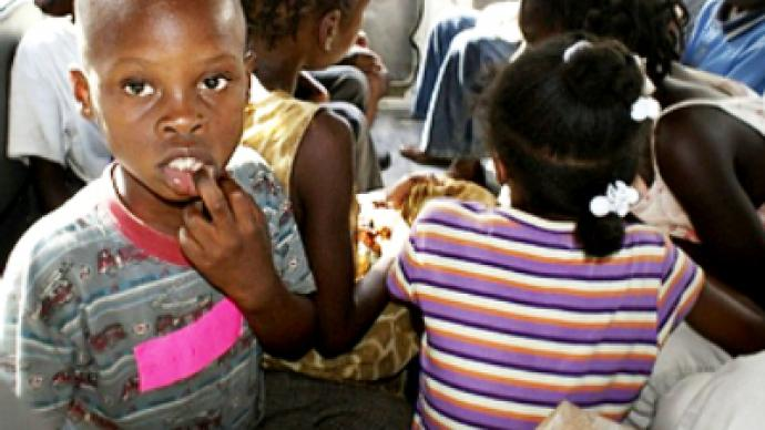 Haiti police detain Americans on suspicion of child abductions