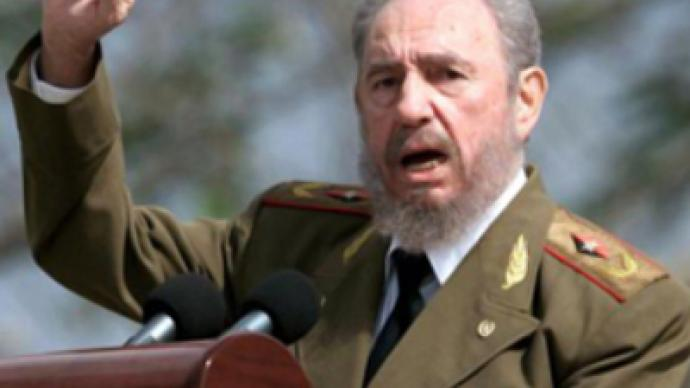 """UN must look at why the US sent troops to Haiti"" - Fidel Castro"