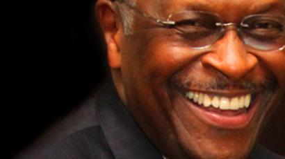 Third woman accuses Herman Cain of sexual harassment - Cain blames Perry