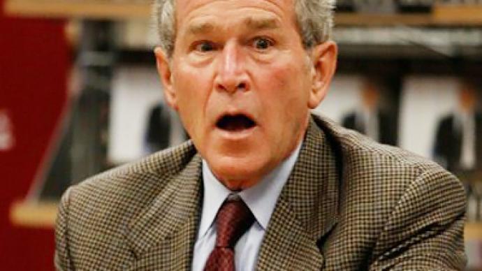 Bush, Cheney listed alongside Hitler, Bin Laden
