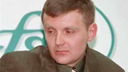 Andrey Lugovoy calls himself victim in Litvinenko case
