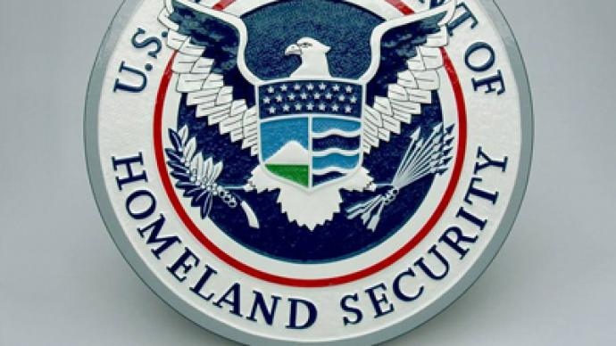 Homeland Security monitors journalists