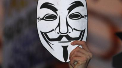 CIA site downed as Anonymous claims attack