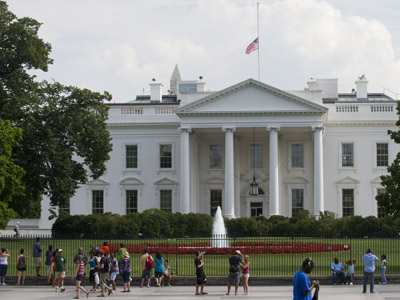 White House hit with primitive cyber-attack