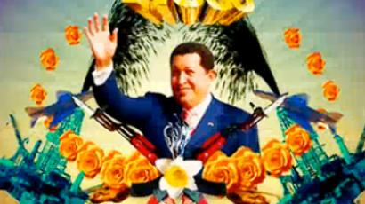 Hugo Chavez gives exclusive interview to RT
