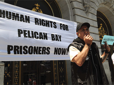 California prisoner dies during hunger strike