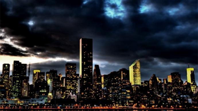 IMF and Greenspan predict gloom for US economy