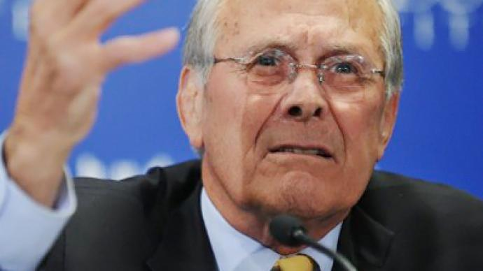 Military contractor to sue Rumsfeld over torture