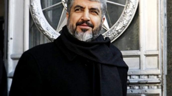 "Israeli leaders bring ""war and occupation"" – Khaled Mashaal"