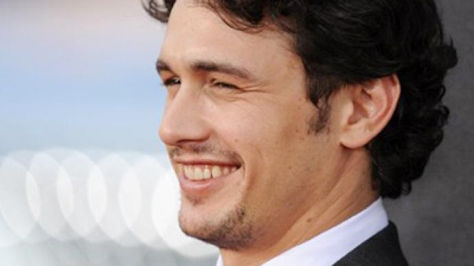 James Franco is working in porn