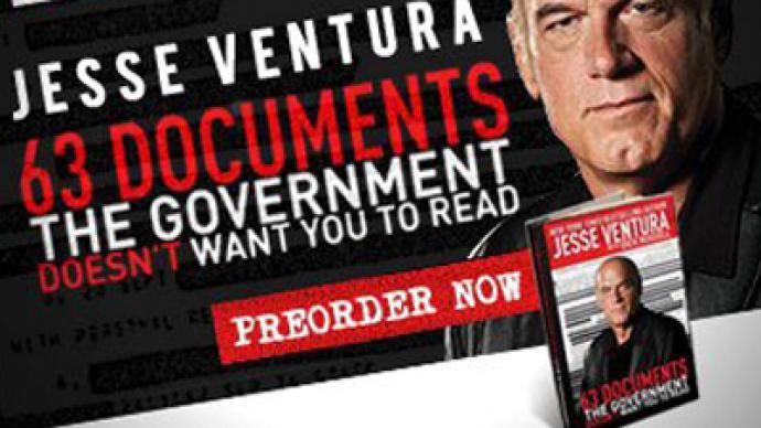 Jesse Ventura: Enough government cover-ups!