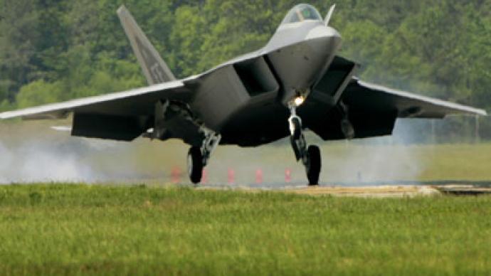Quick fix? US solves F-22 Raptor hypoxia mystery