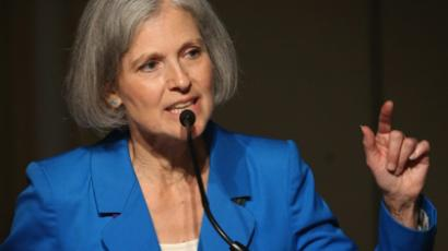 'Let's stop this government-by-extortion' - Green Party's Stein on US shutdown