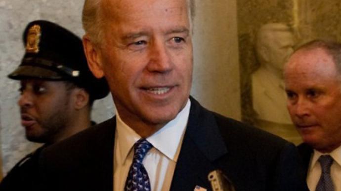 Joe Biden charges Secret Service for own protection