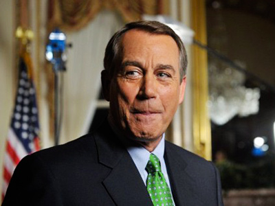 John Boehner screws up big time