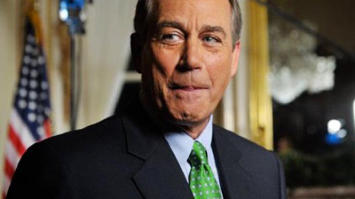 John Boehner screws up big time