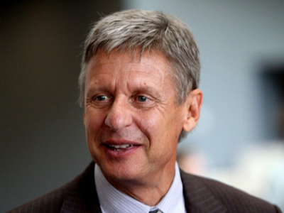 Gary Johnson could decide fate of presidential race in Colorado
