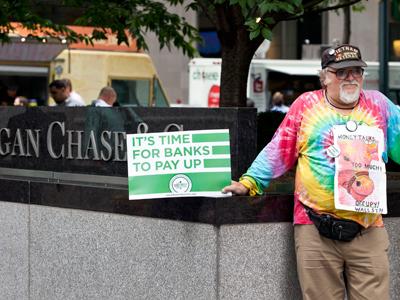 JPMorgan admits to losing $5.8 billion this year so far
