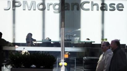JP Morgan Chase thumped by tricky financial gambling