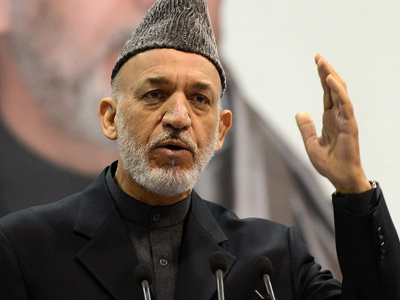 Karzai admits to being on secret US payroll