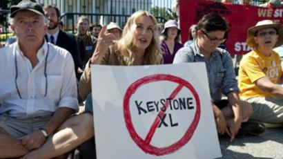 Oil executive threatens Obama over Keystone XL