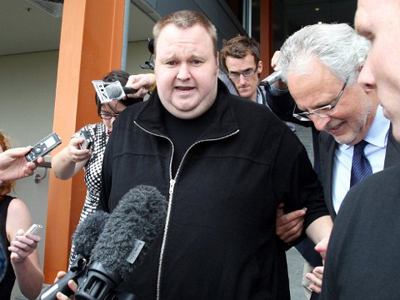 Kim Dotcom slams US government for protecting monopolies