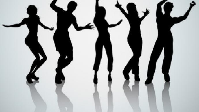 Dance Revolution: Kokesh jives at Jefferson Memorial, again
