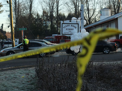 'Unnecessary personnel' compromised Sandy Hook evidence – police report