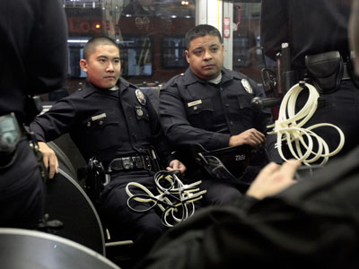 Photographers in Los Angeles considered terrorists under official LAPD policy