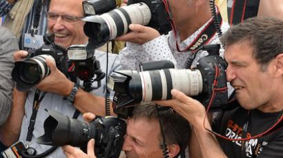 Photographers labeled potential terrorists