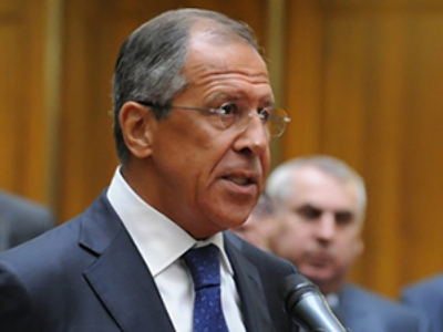 Unilateral sanctions contrary to Millennium Development Goals - Lavrov
