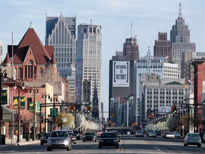 Lawmakers consider dissolving Detroit
