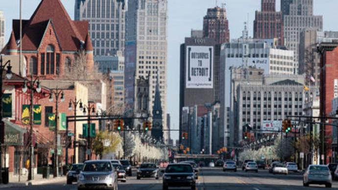 Lawmakers consider dissolving Detroit