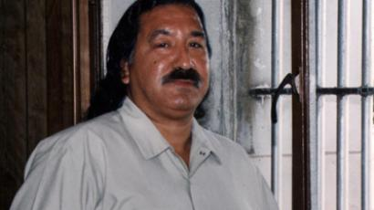 Leonard Peltier wins human rights award