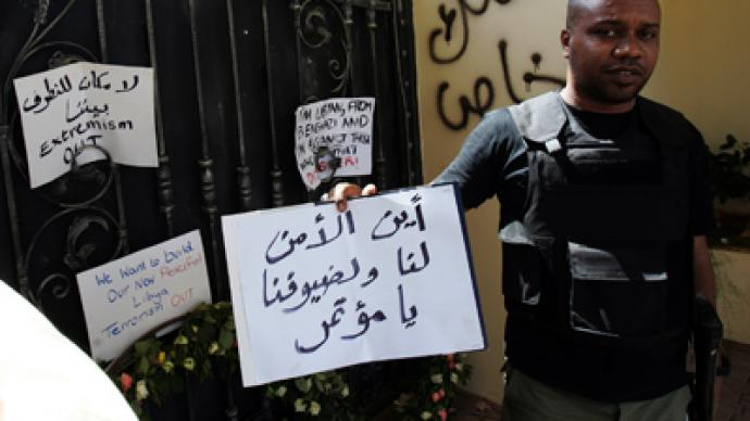 America and Libya give completely different versions of Benghazi consulate attack