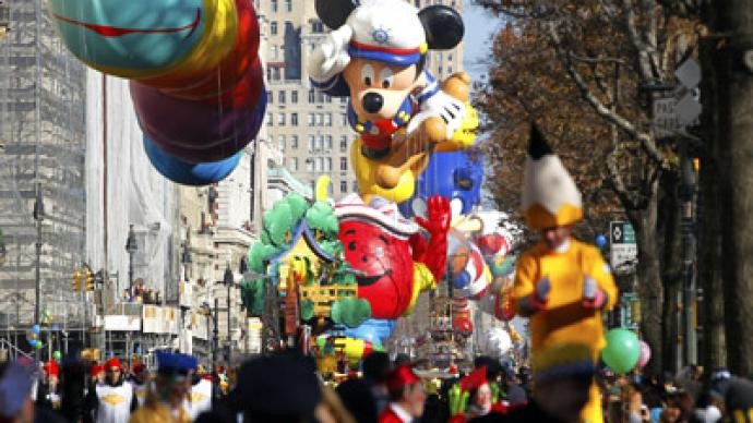 The Case of the Confidential Confetti: Private police records dropped over crowd at Macy's parade