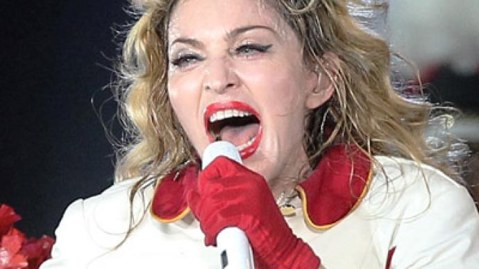 Madonna on Obama: 'We have a black Muslim in the White House'