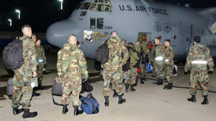 Majority of Americans want troops out of Europe
