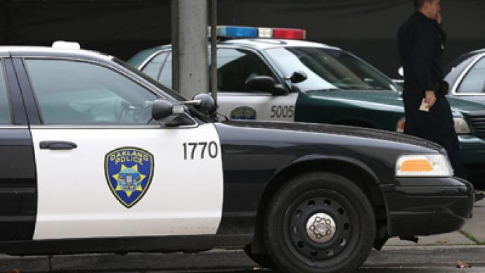 California cop shoots unarmed man eleven times