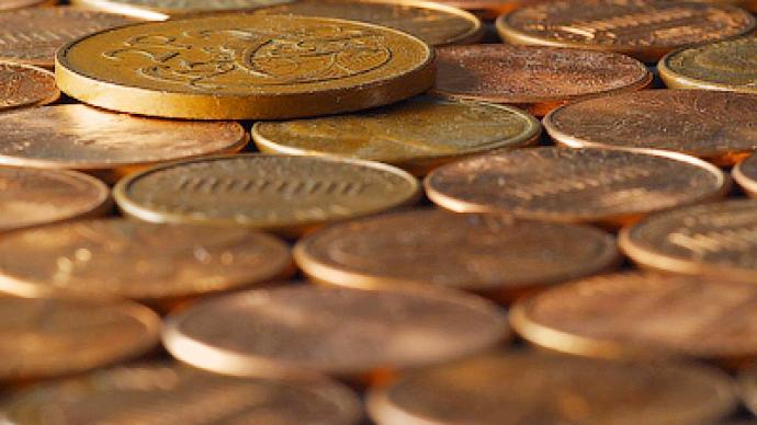 Looking after the pennies: Man pays off mortgage in coppers