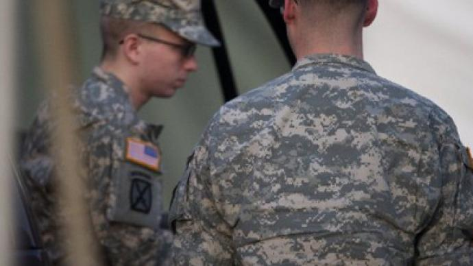 Manning awaits decision on military tribunal