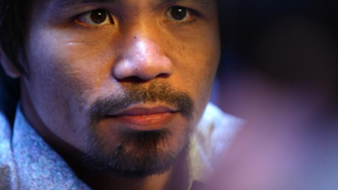 Manny Pacquiao refuses to fight in the US due to high taxes