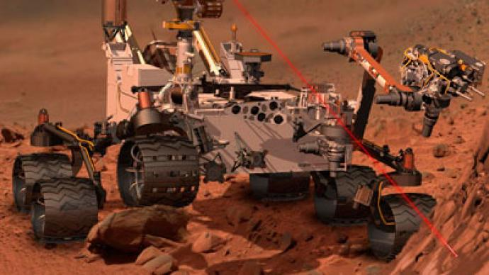 Mars Curiosity under hacker attack?